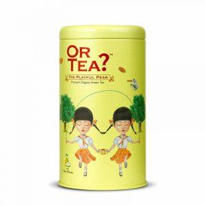 Or Tea? The Playful Pear loser grüner Tee BIO