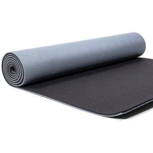Yogi & Yogini PVC Yogamatte Deluxe anthrazit (183 x 60 x 0,6 cm)