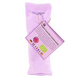 Duftsäckchen Bio Lavendel violett