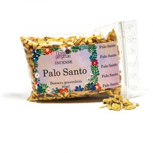 Palo Santo Räucherwerk Granulat (Beutel)