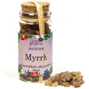 Weihrauchharz Mischung Myrrhe (Kenia)