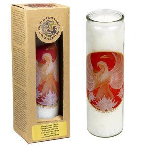 Duftkerze Engel Lotus Liebesengel