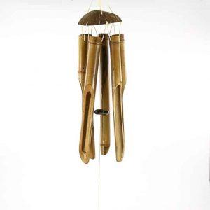 Windspiel Bambus (85 x 10 x 10 cm)