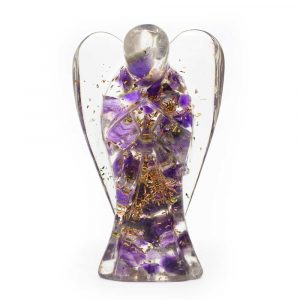 Orgon Edelstein Engel Amethyst (70 mm)
