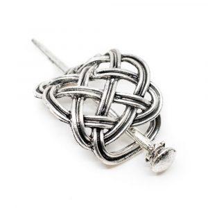 Wikinger-Haarnadel Keltischer Knoten