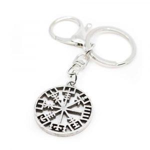 Schlüsselanhänger Wikingerkompass