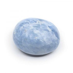 Jumbo Edelstein Blaues Coelestin Extra Groß