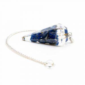 Pendel Edelstein Lapis Lazuli Orgon