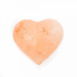 Salzstein Scrub Massage Herz