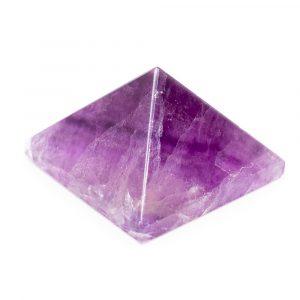 Pyramiden-Edelstein Fluorit (25 mm)