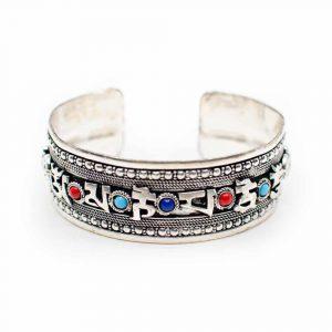 "Tibetisches Armband Handgemacht ""Grace"""