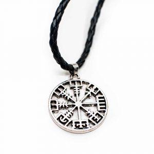 Wikinger-Anhänger Beschützer Rune Kompass