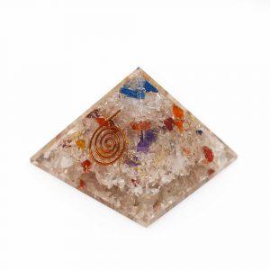 Orgon Pyramide Chakra Mischung (70 mm)