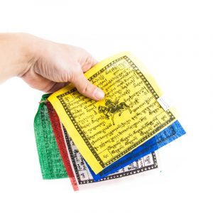 Gebetsfahnenschnur Tibetischer Standard