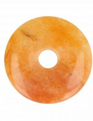Aventurin Gelb Donut (30 mm)