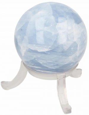 Edelsteine Kugel Calcit Blau (40 mm)