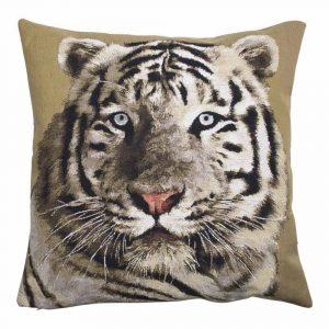 Gobelin Kissen Sibirischer Tiger (45 x 45 cm)