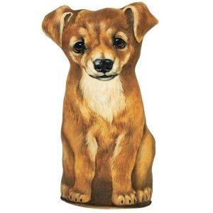 Türstopper Strassenhund (43 cm)