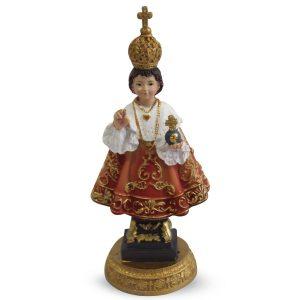 Statue des Kindes Jesu von Prag (12 cm)