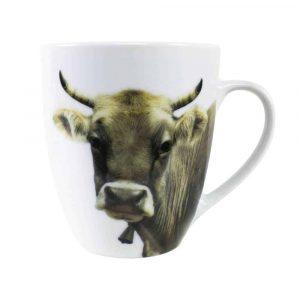 Becher Schweizer Kuh (400 ml)