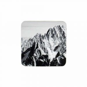 Untersetzer Mont Blanc (Satz von 6 Stück)