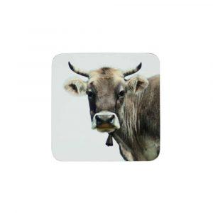Untersetzer Schweizer Kuh (6er-Satz)