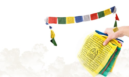 Authentisch tibetisch