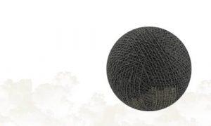Baumwollball Lampen