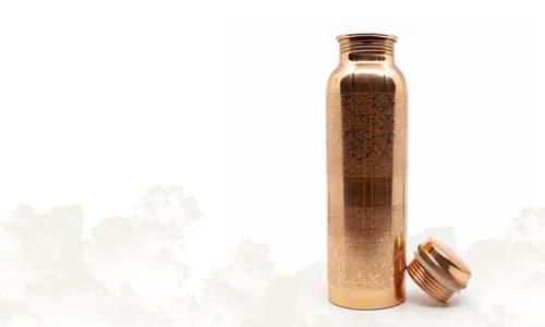 Kupfer Trinkflaschen