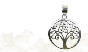 Baum des Lebens Anhänger
