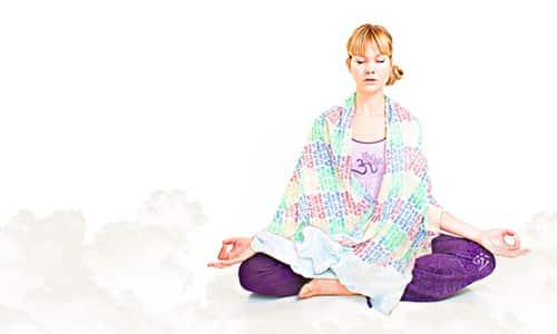 Meditationstücher