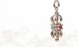 Tibetisches Silber