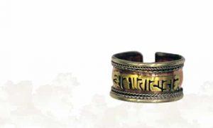Tibetische Ringe