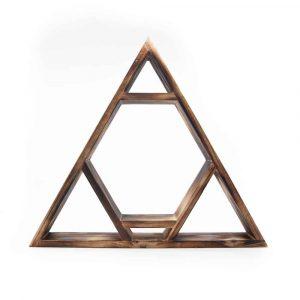 Zen-Altar Pyramide - 38 x 33 cm