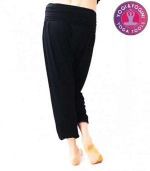 Yogahose 'Comfort Flow' schwarz M-L