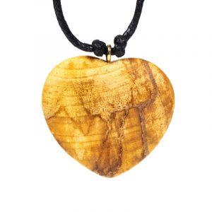 Palo Santo Halskette Herz