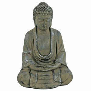 Amitabha Buddha-Statue (japanisch) - 24 cm