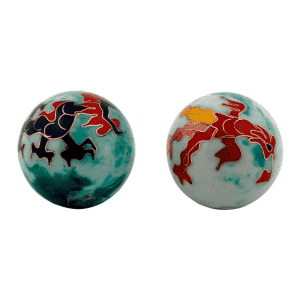 Qigongkugeln Drache & Phönix- 4 cm