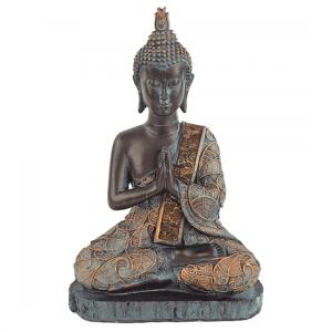 Buddha im Gebet Thailand - 23 cm