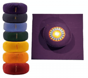 Meditations SET Chakra 7 Sahasrara violett