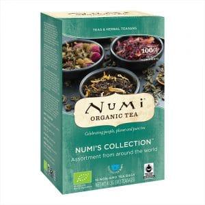 Numi Biologischer Tee Numi's Collection