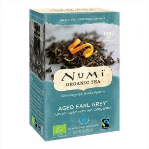 Numi Biologischer Tee Aged Earl Grey