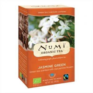 Numi Biologischer Grüner Tee Jasmin