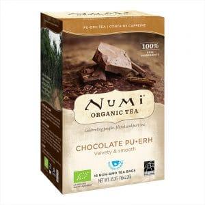 Numi Biologischer Schokolade Puerh Tee