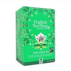 English Tea Shop Pure Green Tea BIO