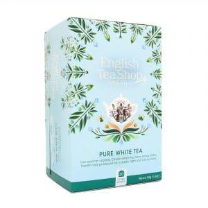 English Tea Shop Pure White Tea BIO