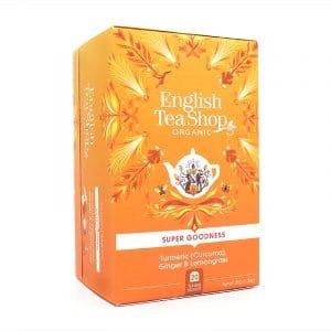 English Tea Shop Kurkuma, Ingwer & Zitronengras BIO