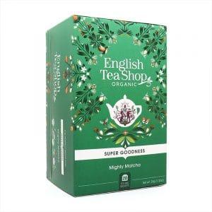 English Tea Shop Mighty Matcha BIO