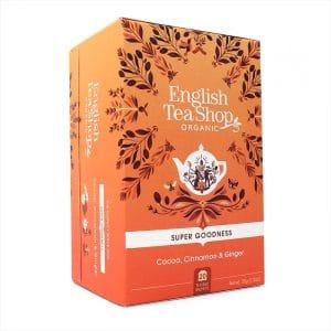 English Tea Shop Kakao, Zimt & Ingwer BIO