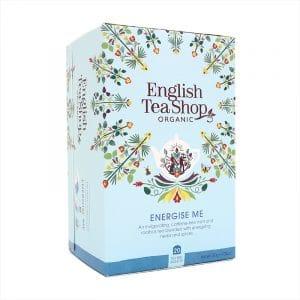 English Tea Shop Energise Me BIO